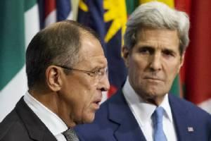 """""""สหรัฐฯ-รัสเซีย"""" เตรียมประชุมฉุกเฉินระหว่างกองทัพ หลังมอสโกโจมตีทางอากาศในซีเรีย"""
