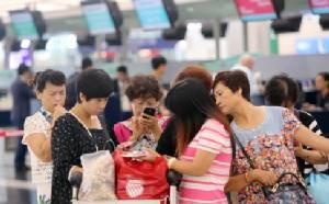 นักช้อปจีนแห่มาเกาหลีใต้ ญี่ปุ่น ไทยมากขึ้นช่วงวันหยุดยาวฉลองวันชาติ