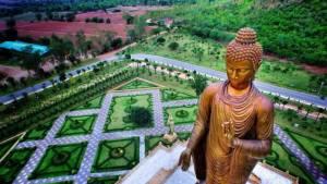 รักษ์วัดรักษ์ไทย : พระพุทธเมตตาประชาไทยฯ พระพุทธรูปสำริดที่สูงที่สุดในประเทศไทย ณ วัดทิพย์สุคนธาราม