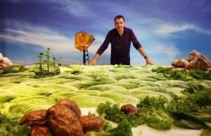 Foodscapes ทิวทัศน์อาหาร อลังการขั้นเทพ