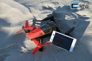Review: Parrot Bebop Drone โดรน WiFi ระดับกลาง ใช้ง่าย ฉลาด น้ำหนักเบา