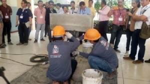 เทมาเส็กให้ทุนติวเข้มวิศวกรไทยซ่อมอาคารเรียนต้านแผ่นดินไหว