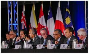"""สหรัฐฯจับมือ """"มาเลย์-สิงคโปร์-เวียดนาม"""" เซ็นสัญญาการค้าเสรีม.แปซิฟิก TPP ร่วมกับอีก 8 ชาติ รวบ 40% การค้าโลกไว้ในมือสำเร็จ"""