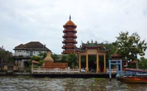 แม่น้ำ กรุ๊ป และพันธมิตร ชวนเที่ยวชมความงดงามริมเจ้าพระยาฝั่งใต้