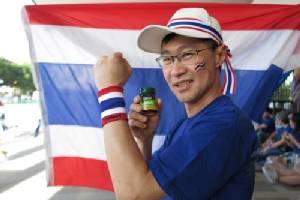 """""""แบรนด์...เชียร์ไทยไปบอลโลก"""" ส่งกำลังใจคนไทยเป็นหนึ่งเดียว"""