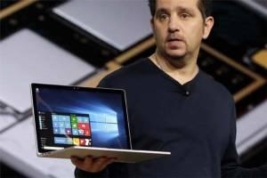 เดิมพันใหม่หมู่หรือจ่า? Microsoft Surface Book