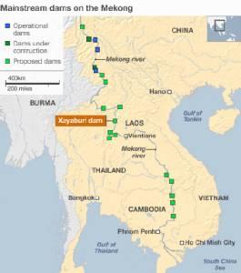 เวียดระทมเตือนรับมือภัยแล้ง อู่ข้าวที่ราบปากแม่น้ำโขงปีนี้แล้งเข็ญ