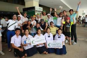 """ออกรอบ.. ได้บุญ กอล์ฟการกุศล """"Golf Charity 2015 เพื่อน้อง"""""""