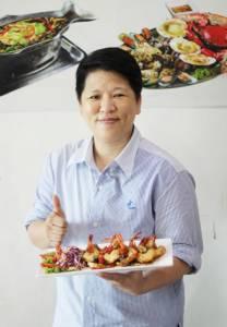 """""""คุณกะอาม่า"""" อร่อยโอชา นานาอาหารไทย-จีน"""