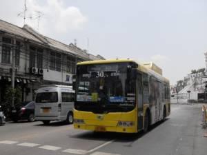 แช่แข็งรถเมล์ NGV 489 คัน เหตุปมร้องประมูลไม่โปร่งใสยังไม่ยุติ