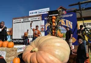 World Championship Pumpkin Weigh-Off