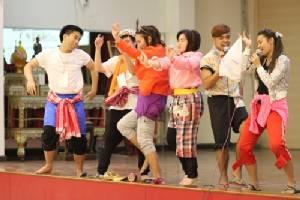 ละครเยาวชนพลังบวก สนุกกับการเรียนรู้และสร้างสรรค์ ชุมชนเป็นสุข
