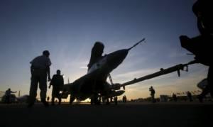 """ทัพซีเรีย-เครื่องบินขับไล่รัสเซียถล่ม """"พื้นที่กบฏ"""" ทางเหนือของเมืองฮอมส์"""
