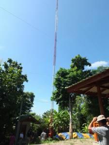 กสทช.เขต 9 บุกเตือนวัดป่าเปิดวิทยุชุมชนถ่ายทอดสัญญาณไม่มีใบอนุญาต