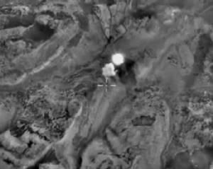"""โจมตีทางอากาศของรัสเซียปลิดชีพ """"หัวหน้ากลุ่มกบฏ"""" ในซีเรีย"""