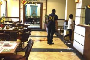 ตำรวจฟิลิปปินส์จับจนท.กงสุลใหญ่จีนและสามียิงเพื่อนร่วมงานกลางภัตตาคาร ตาย 2 เจ็บ 1