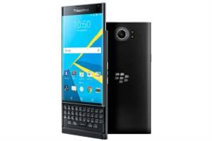 เปิดจองแล้ว BlackBerry Priv บีบี Android ราคา 22,400 บาท