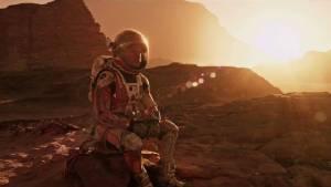 หนังใหม่จ๋อย The Martian กลับขึ้นอันดับ 1 บ็อกซ์ออฟฟิศ