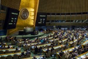 """UN โหวตเกือบเป็นเอกฉันท์จี้สหรัฐฯ เลิกคว่ำบาตรเศรษฐกิจ """"คิวบา"""""""