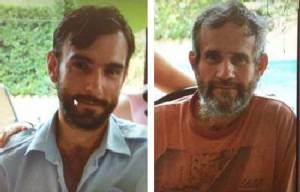 Father and son fugitives caught in case that captivated Australia