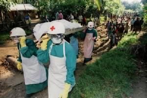 """พบผู้ติดเชื้อ """"อีโบลา"""" รายใหม่เพิ่มอีก 3 ในกินี  ดับความหวังถูกประกาศเป็น """"เขตปลอดเชื้อ"""""""