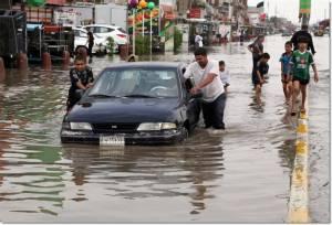 พายุฝนกระหน่ำอิรัก-อียิปต์-อิสราเอล หนัก เปลี่ยนทะเลทรายกลายเป็นคลองเวนิส!