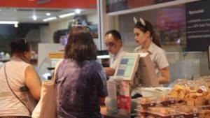 ห้างใหญ่เชียงใหม่จัดงานรับวันฮัลโลวีน-ปล่อยผีสาวบริการลูกค้าคึกคัก