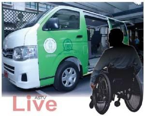 """เก็บโหด! """"แท็กซี่คนพิการ"""" ค่าเรียกใช้ 50 บาท แพงไปไหม?"""