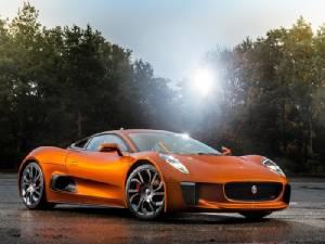 Jaguar CX-75 Bond Concept คู่ใจสายลับคันใหม่
