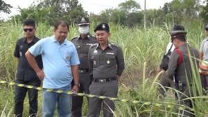 พบโครงกระดูกคนตายในป่าอ้อยขอนแก่น คาดสาวถูกข่มขืนฆ่าเร่งหาหลักฐานล่าคนร้าย