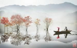 (ชมภาพ) ฤดูกาลแห่งสีสัน ธรรมชาติงามยามใบไม้เปลี่ยนสี