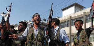 """กบฏซีเรียยึด """"เมืองโมเร็ค"""" ทางตะวันตกของประเทศจากฝ่ายรัฐบาล"""