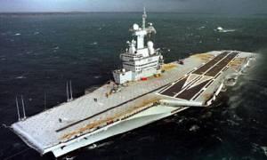 สมรภูมิซีเรียชุลมุน! ฝรั่งเศสประจำการเรือบรรทุกเครื่องบิน หลังรัสเซียเสริมขีปนาวุธต้านอากาศยาน