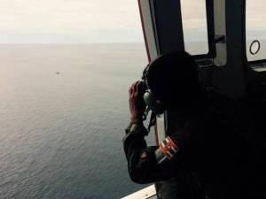 ไม่รู้ชะตากรรม! ทัพเรือภาค 3 ระดมกำลังค้นหาลูกเรือประมงพลัดตกทะเล
