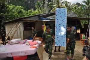 ทุกหน่วยเร่งช่วยชาวบ้านที่สุราษฎร์ฯ ถูกน้ำป่าหลากเข้าท่วม