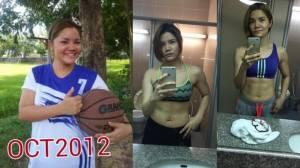 """400 วันเปลี่ยนชีวิต """"หมอวีมีกล้าม"""" จากสาวเจ้าเนื้อ สู่หญิงงามด้วยกล้ามเนื้อ"""