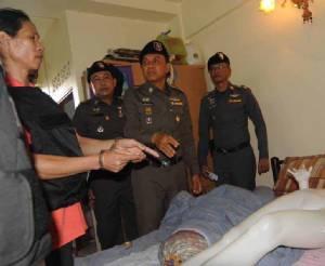 คุมตัวมือฆ่าหั่นศพหญิงสาวชาวพม่าทำแผนแล้ว ผู้ต้องหาสารภาพหมดเปลือก(ชมคลิป)