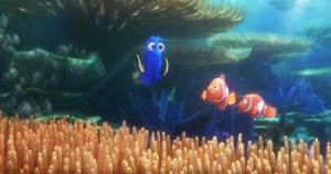 ตัวอย่างแรกต้อนรับความป่วนใต้มหาสมุทรของ FINDING DORY