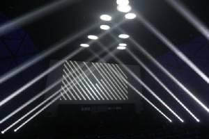 """เทศกาลศิลปะแสงผสานเทศโนโลยี   """"ดิ เอ็ม ดิสทริค พรีเซ็นท์ส แบงค็อก อิลลูมิเนชั่น 2015"""""""