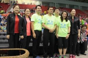 นักหวดลูกขนไก่ไทย-เทศตบเท้าร่วมแข่งแบดมินตันนานาชาติ Astec Pattaya Badminton Sawasdee Cup 2015