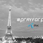 ค่ายมือถือแสดงความเสียใจโศกนาฏกรรมในปารีส พร้อมให้โทร.ฟรี