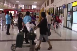 """สนามบินบุรีรัมย์ยกระดับความปลอดภัยเข้ม หลังเกิดเหตุก่อการร้ายถล่ม """"ปารีส"""""""