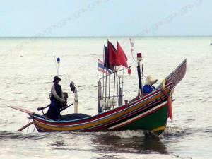คลื่นลมลดความแรง! ชาวประมงพื้นบ้านสงขลาออกเรือได้ปลาทูได้เพียบ