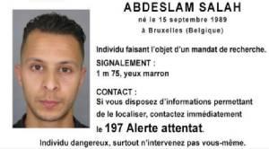 """ตำรวจเผยรูปถ่าย """"ซาลาห์ อับเดสลาม"""" ชายต้องสงสัยเอี่ยวโจมตีปารีส-ฝูงบินขับไล่ฝรั่งเศสถล่ม """"เมืองหลวง IS"""" ในซีเรีย"""