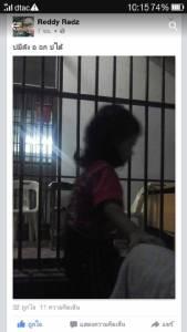 สาวเชียงใหม่เดือด! ตำรวจสันทรายให้เด็ก 1 ขวบเข้าคุกพร้อมแม่ โพสต์เฟซบุ๊กเสียบประจาน