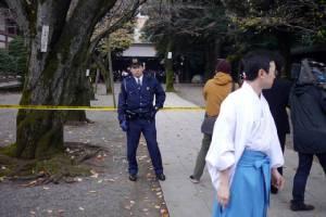 """เกิดเหตุระเบิดที่ห้องน้ำ """"ศาลเจ้ายาสุคุนิ"""" ไม่มีผู้ได้รับบาดเจ็บ-เสียชีวิต"""