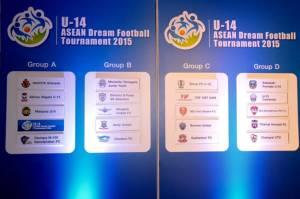 """มันหยด!! ดวลแข้ง """"U-14 ASEAN"""" ไทยร่วมบู๊ 20-25 ธ.ค.นี้"""