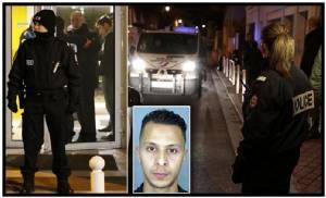 """พบ """"อาวุธเข็มขัดระเบิดฆ่าตัว"""" ซุกในถังขยะกรุงปารีส!! คาดเป็นของมือก่อเหตุที่ยังคงหลบหนี - แคนาดาปัดรับ """"อพยพซีเรียชายโสดไร้พันธะ"""" กลัวโดนก่อการร้าย"""