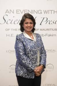 """หญิงเก่ง """"กูริบ-ฟาคิม"""" ประธานาธิบดีนักวิทยาศาสตร์"""