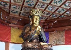 Golden Buddha in Japan